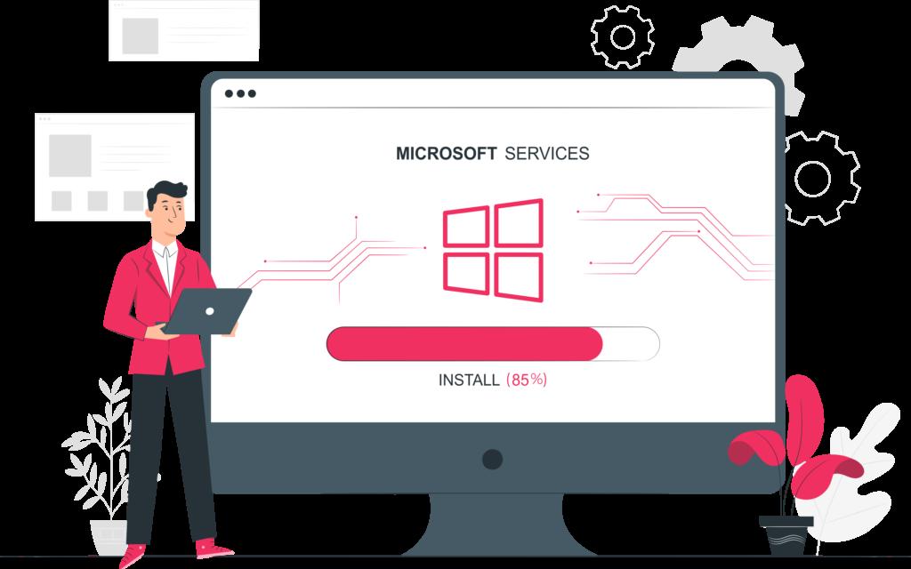 خدمات IT   خدمات مایکروسافت   ITProPlus