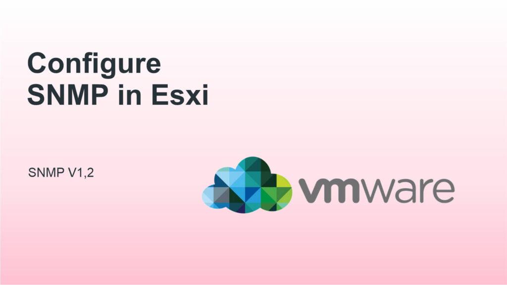 خدمات IT | مجازی سازی | امنیت شبکه | خدمات سرور | خدمات مایکروسافت | خدمات شبکه | خدمات شبکه و سرور | دوربین مداربسته | طراحی سایت | ITProPlus | پیکربندی و فعالسازی SNMP در ESXI