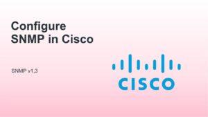 خدمات IT | مجازی سازی | امنیت شبکه | خدمات سرور | خدمات مایکروسافت | خدمات شبکه | خدمات شبکه و سرور | دوربین مداربسته | طراحی سایت | ITProPlus | پیکربندی و فعالسازی SNMP در سیسکو