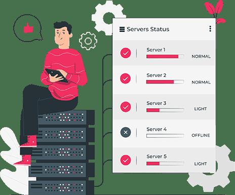 خدمات IT | مجازی سازی | امنیت شبکه | خدمات سرور | خدمات مایکروسافت | خدمات شبکه | دوربین مداربسته | طراحی سایت | ITProPlus